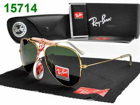 Rayban Pas lunettes De Ban Aviator Cher Ray Homme Soleil Lunette 8OkwnP0