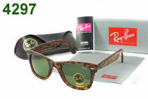 ray ban aviator pas cher homme