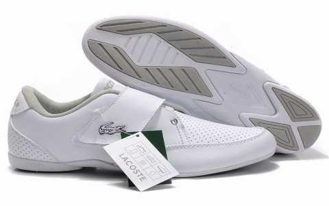 Lacoste Pas baskets Classique Homme Cher Chere Chaussure ID92EH